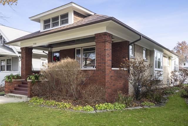 928 N Lombard Avenue, Oak Park, IL 60302 (MLS #10584475) :: Ryan Dallas Real Estate