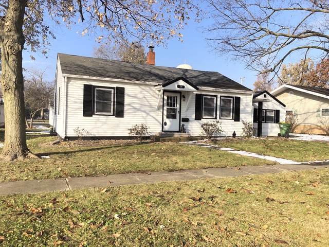 206 S Oak Street, Lexington, IL 61753 (MLS #10584600) :: Janet Jurich