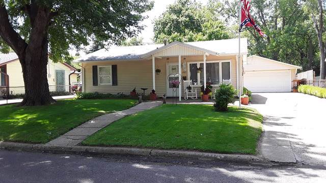 1707 Lamar Drive, pekin, IL 61554 (MLS #10584635) :: Janet Jurich