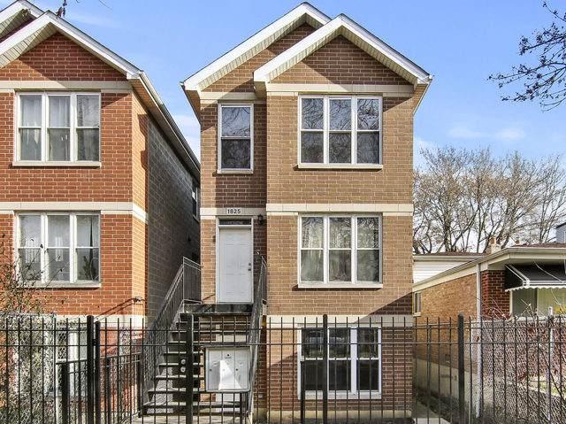 1825 S Fairfield Avenue #1, Chicago, IL 60608 (MLS #10584653) :: The Mattz Mega Group