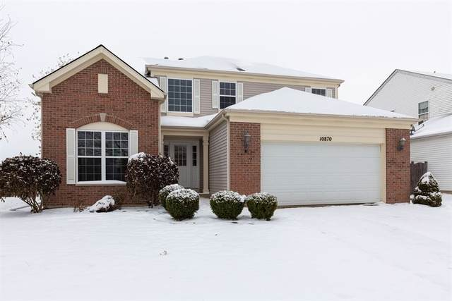 10870 Grand Canyon Avenue, Huntley, IL 60142 (MLS #10584670) :: Ryan Dallas Real Estate