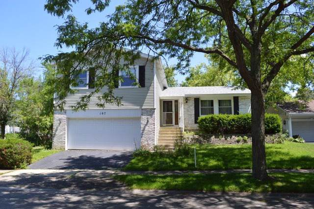 107 Edgewood Court, Rolling Meadows, IL 60008 (MLS #10584817) :: Littlefield Group