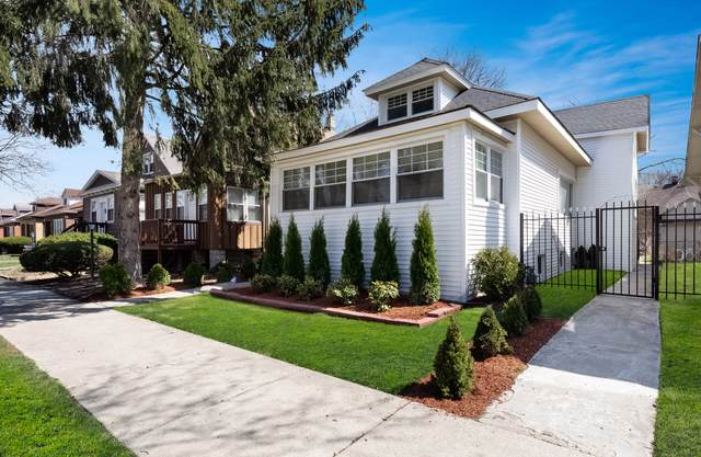 1449 W 105th Street, Chicago, IL 60643 (MLS #10584844) :: The Wexler Group at Keller Williams Preferred Realty