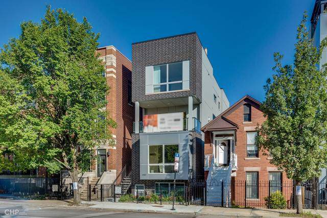 1840 W Armitage Avenue #3, Chicago, IL 60622 (MLS #10584959) :: Property Consultants Realty