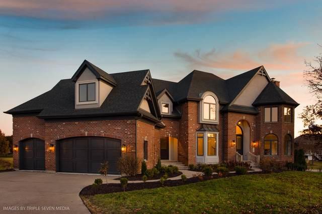 6706 Fieldstone Drive, Burr Ridge, IL 60527 (MLS #10584970) :: Littlefield Group