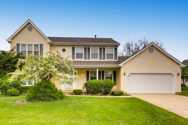 1600 Camelot Lane, Hoffman Estates, IL 60010 (MLS #10585003) :: Littlefield Group