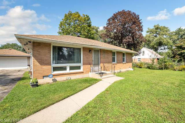 8040 S 85TH Court, Justice, IL 60458 (MLS #10585004) :: The Wexler Group at Keller Williams Preferred Realty