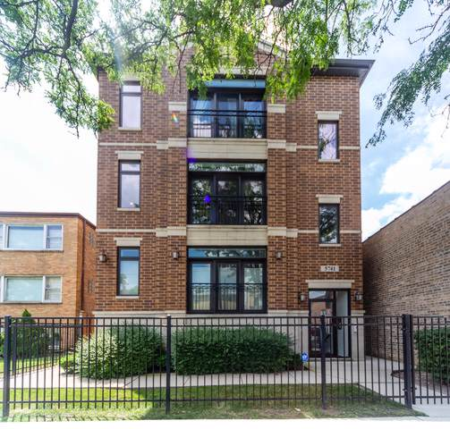 5741 W Lawrence Avenue #2, Chicago, IL 60630 (MLS #10585078) :: The Wexler Group at Keller Williams Preferred Realty