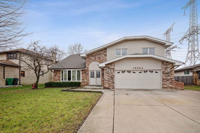 15564 Willow Court, Homer Glen, IL 60491 (MLS #10585103) :: The Wexler Group at Keller Williams Preferred Realty