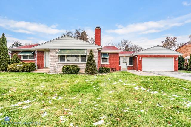 291 W 10th Street, Chicago Heights, IL 60411 (MLS #10585111) :: The Wexler Group at Keller Williams Preferred Realty
