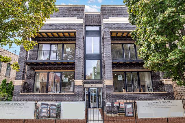 2122 W Crystal Street 1E, Chicago, IL 60622 (MLS #10585158) :: Property Consultants Realty
