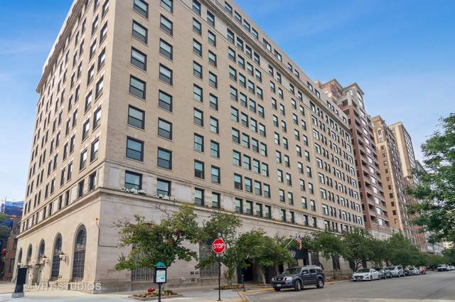 2100 N Lincoln Park West 5DS, Chicago, IL 60614 (MLS #10585164) :: The Dena Furlow Team - Keller Williams Realty