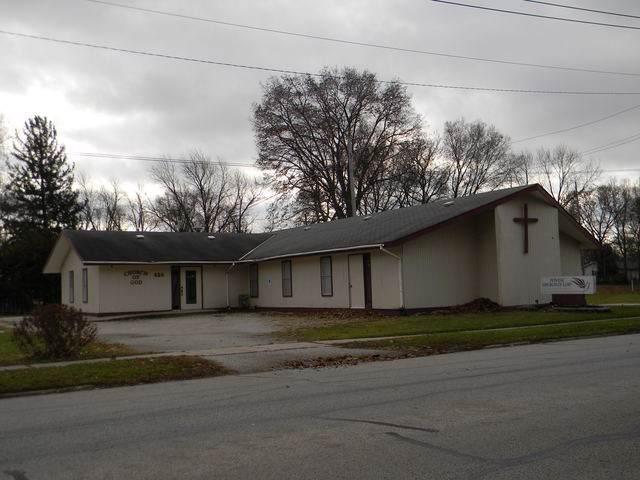 630 E Indiana Avenue, Pontiac, IL 61764 (MLS #10585200) :: Angela Walker Homes Real Estate Group