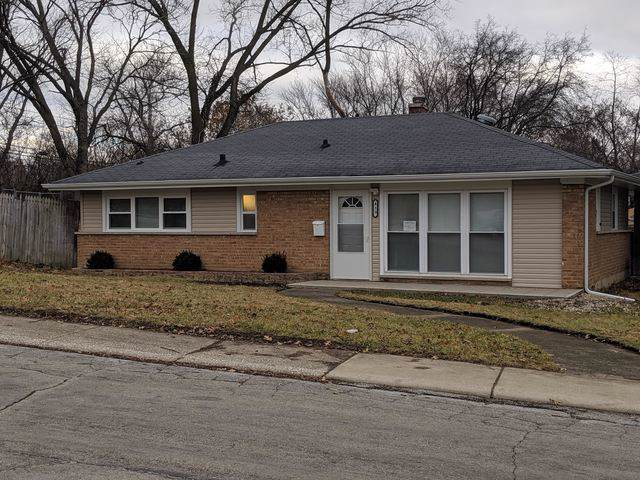 419 Niagara Street, Park Forest, IL 60466 (MLS #10585220) :: The Wexler Group at Keller Williams Preferred Realty