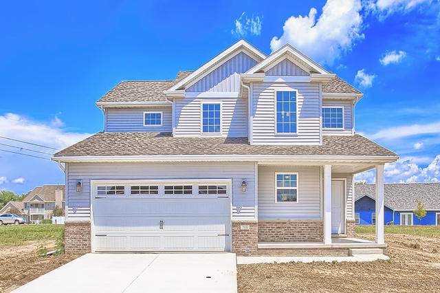 309 Red Bud Drive, Mahomet, IL 61853 (MLS #10585223) :: Property Consultants Realty