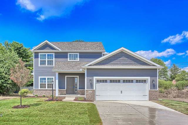313 Red Bud Drive, Mahomet, IL 61853 (MLS #10585269) :: Property Consultants Realty