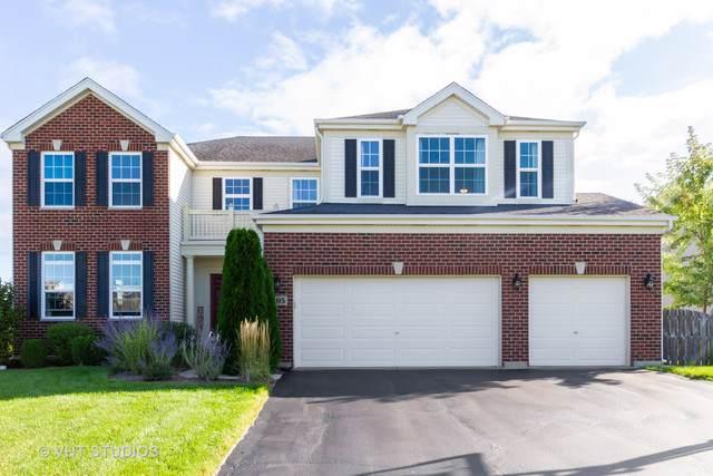 305 Meadowsedge Drive, Woodstock, IL 60098 (MLS #10585288) :: Lewke Partners