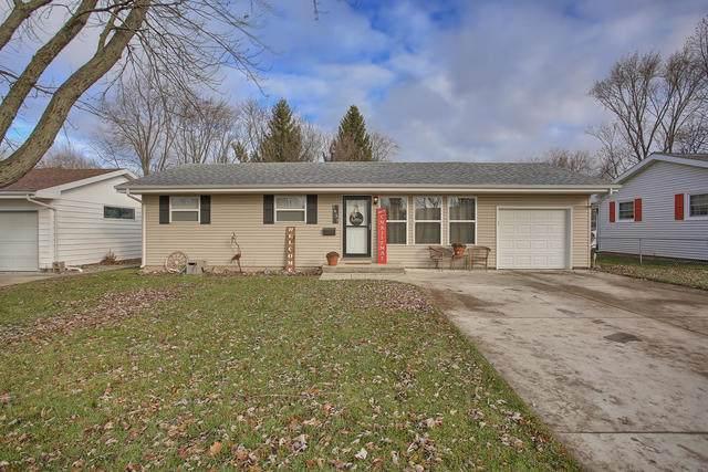 1437 Gleason Drive, Rantoul, IL 61866 (MLS #10585289) :: Property Consultants Realty