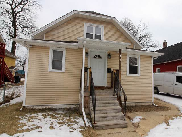 837 Wadsworth Avenue, Waukegan, IL 60085 (MLS #10585305) :: Property Consultants Realty