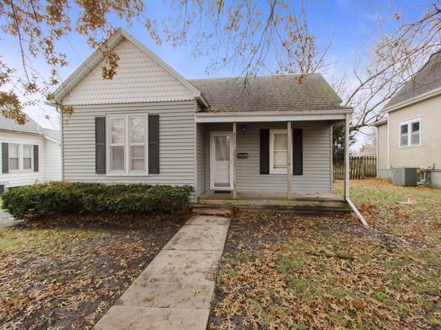 220 S Wilson Street, CLINTON, IL 61727 (MLS #10585340) :: Janet Jurich