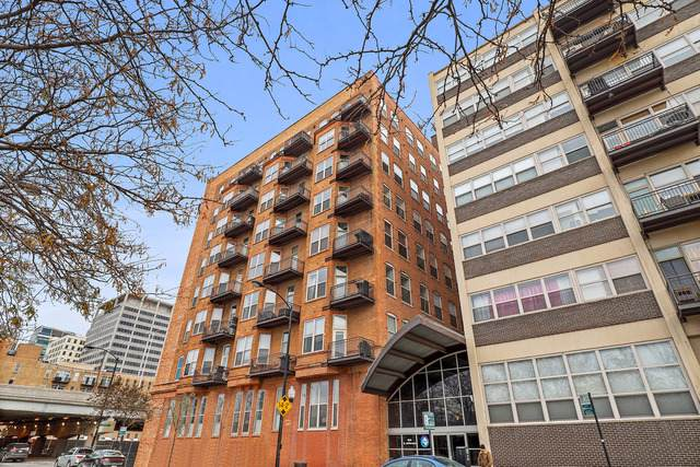 500 S Clinton Street #624, Chicago, IL 60607 (MLS #10585351) :: John Lyons Real Estate