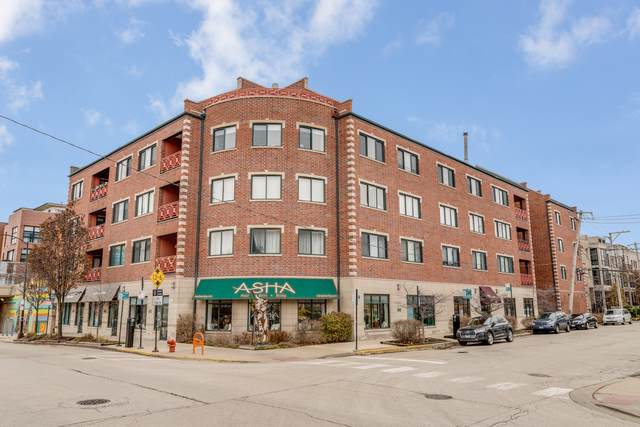 2007 W Churchill Street #206, Chicago, IL 60647 (MLS #10585443) :: Property Consultants Realty