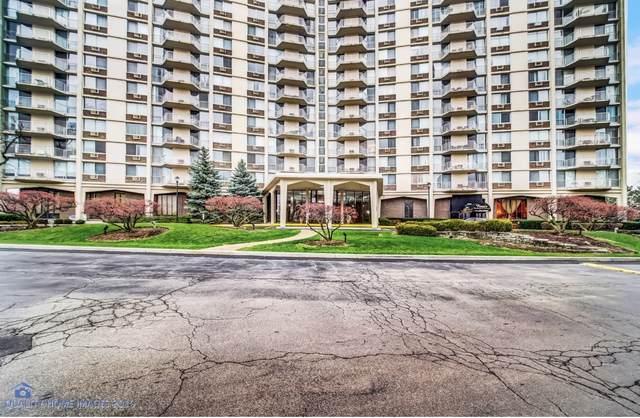 40 N Tower Road 4E, Oak Brook, IL 60523 (MLS #10585458) :: Angela Walker Homes Real Estate Group