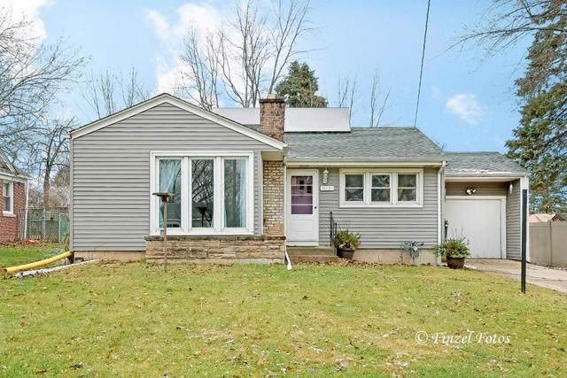 814 Morgan Street, Elgin, IL 60123 (MLS #10585518) :: Property Consultants Realty
