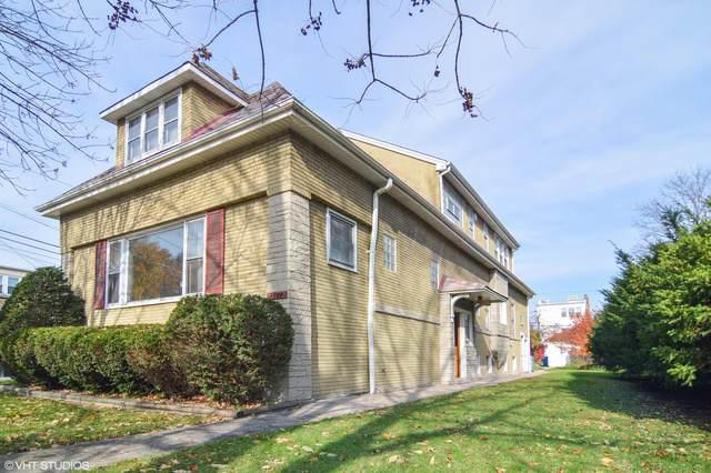 4944 W Cornelia Avenue, Chicago, IL 60641 (MLS #10585558) :: John Lyons Real Estate
