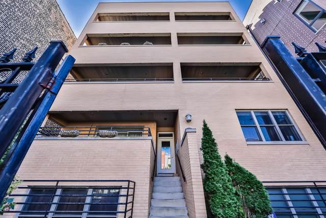 1425 W Grand Avenue 2E, Chicago, IL 60642 (MLS #10585602) :: John Lyons Real Estate