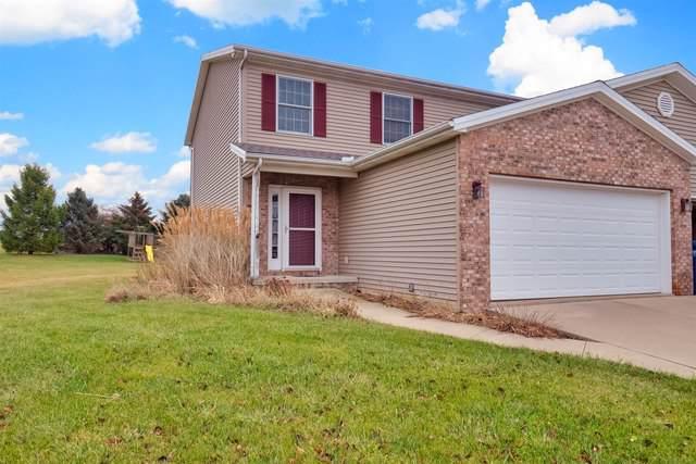 207 Prairie Ridge Drive, Lexington, IL 61753 (MLS #10585612) :: Janet Jurich