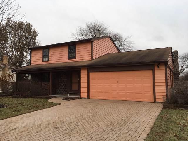 778 Stonebridge Lane, Buffalo Grove, IL 60089 (MLS #10585624) :: Helen Oliveri Real Estate