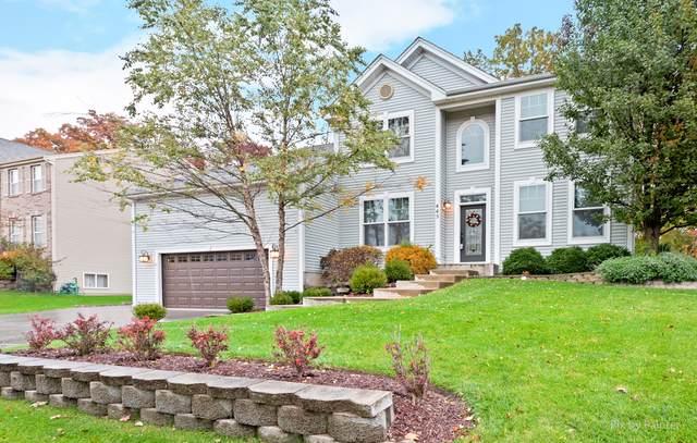 445 Windham Trail, Carpentersville, IL 60110 (MLS #10585645) :: Suburban Life Realty
