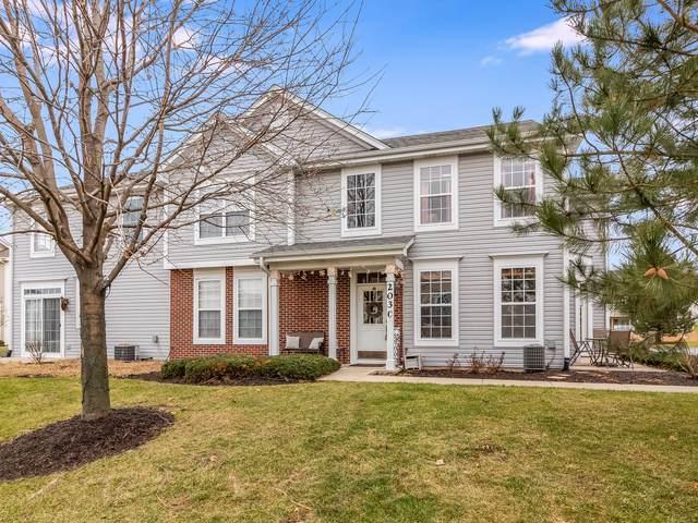 203 W Park Avenue C, Sugar Grove, IL 60554 (MLS #10585657) :: Ani Real Estate