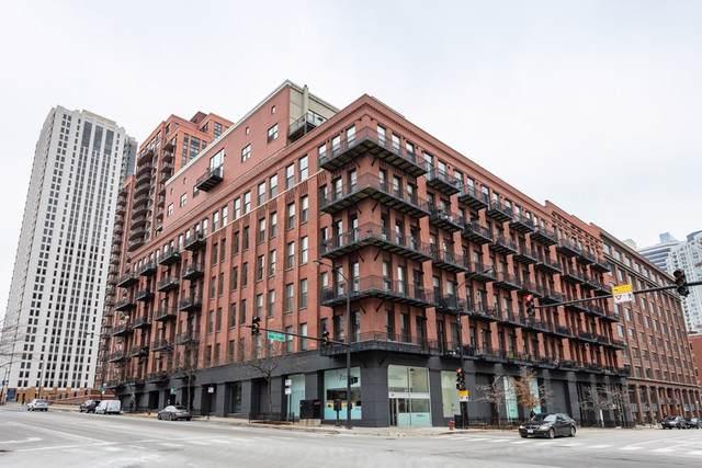 616 W Fulton Street #303, Chicago, IL 60661 (MLS #10585771) :: Baz Realty Network | Keller Williams Elite