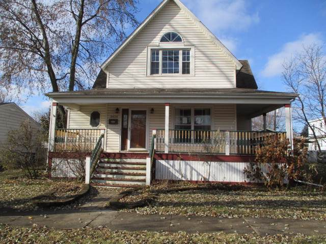 3428 Florence Avenue, Steger, IL 60475 (MLS #10585796) :: The Wexler Group at Keller Williams Preferred Realty