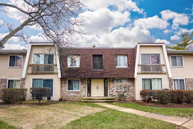 2932 Roberts Drive #8, Woodridge, IL 60517 (MLS #10585825) :: The Wexler Group at Keller Williams Preferred Realty
