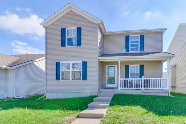 1101 Teegan Street, Normal, IL 61761 (MLS #10585866) :: BNRealty