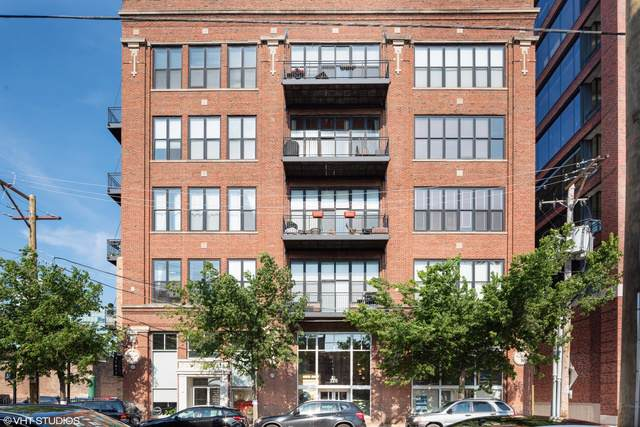 215 N Aberdeen Street 311A, Chicago, IL 60607 (MLS #10585892) :: John Lyons Real Estate