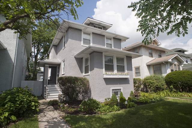 1007 Hayes Avenue, Oak Park, IL 60302 (MLS #10585966) :: Angela Walker Homes Real Estate Group