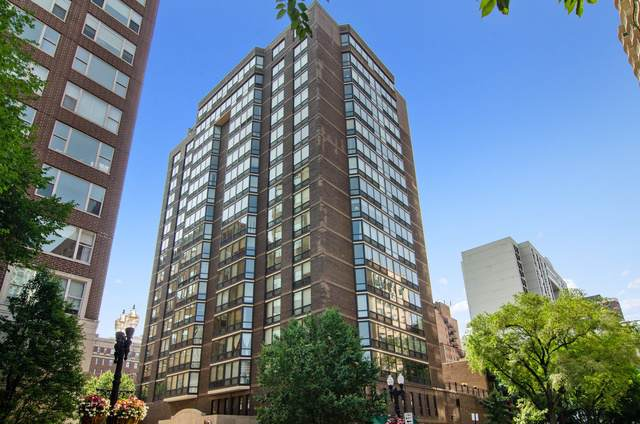 21 W Goethe Street 9G, Chicago, IL 60610 (MLS #10586006) :: Property Consultants Realty