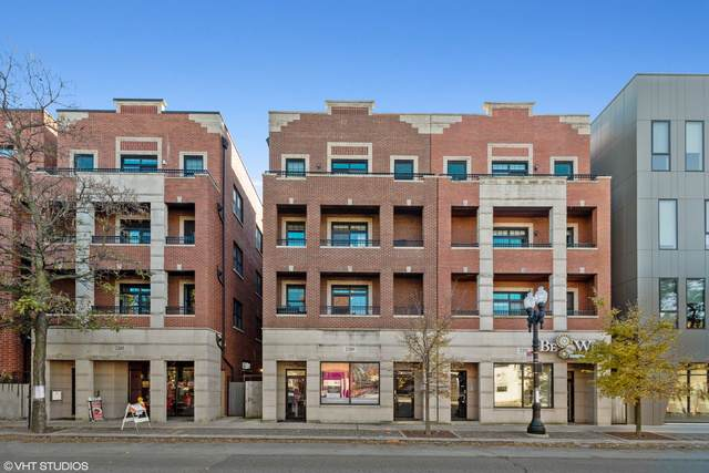 2249 W Irving Park Road #3, Chicago, IL 60618 (MLS #10586023) :: Touchstone Group