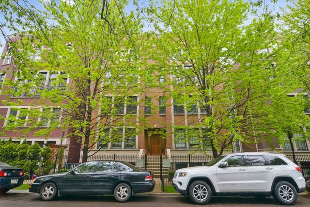 1225 N Paulina Street 3S, Chicago, IL 60622 (MLS #10586047) :: Property Consultants Realty