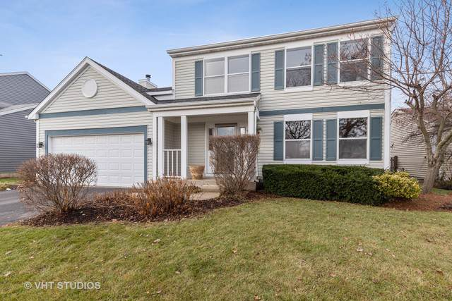 182 Lisk Drive, Hainesville, IL 60030 (MLS #10586051) :: Property Consultants Realty