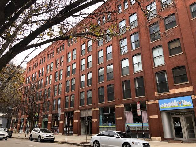 225 W Huron Street #215, Chicago, IL 60654 (MLS #10586054) :: Property Consultants Realty