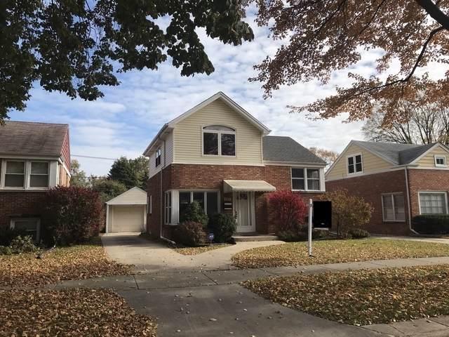 8917 Marmora Avenue, Morton Grove, IL 60053 (MLS #10586071) :: Helen Oliveri Real Estate