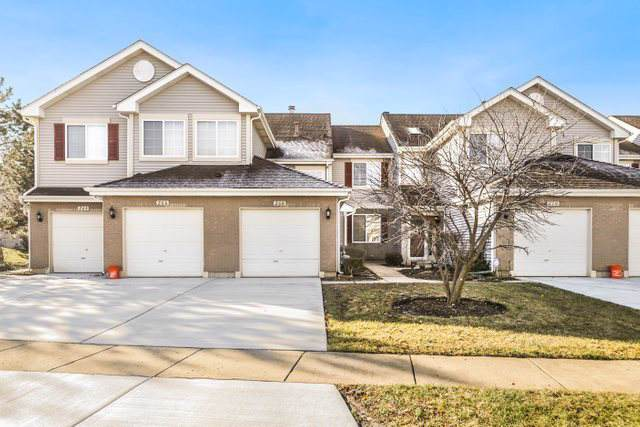 268 Camel Bend Court #4, Schaumburg, IL 60194 (MLS #10586084) :: John Lyons Real Estate