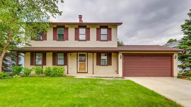 3970 Huntington Boulevard, Hoffman Estates, IL 60192 (MLS #10586101) :: Touchstone Group