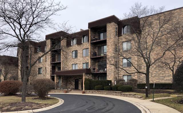 2150 Valencia Drive 215A, Northbrook, IL 60062 (MLS #10586136) :: Property Consultants Realty