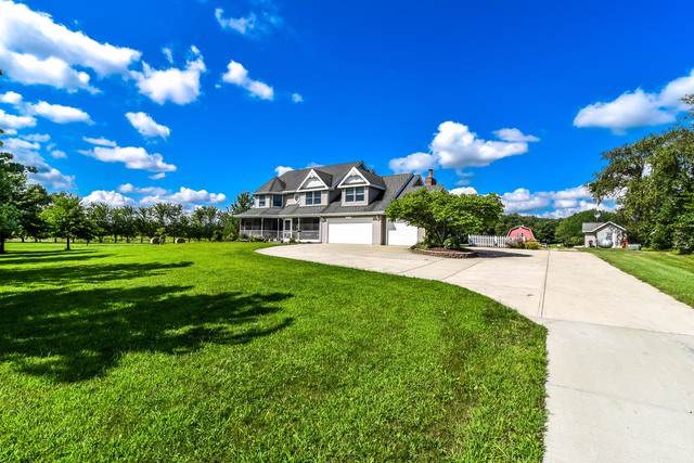 29718 S Klemme Road, Beecher, IL 60401 (MLS #10586146) :: Berkshire Hathaway HomeServices Snyder Real Estate
